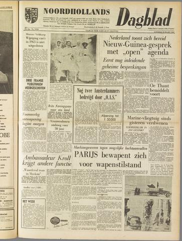 Noordhollands Dagblad : dagblad voor Alkmaar en omgeving 1962-03-10