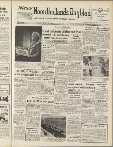 Nieuw Noordhollandsch Dagblad : voor Alkmaar en omgeving 1950-08-30