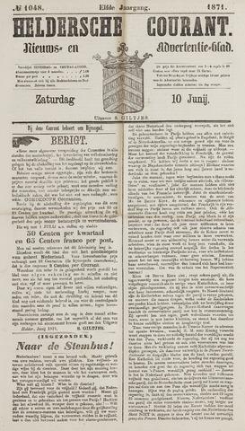 Heldersche Courant 1871-06-10