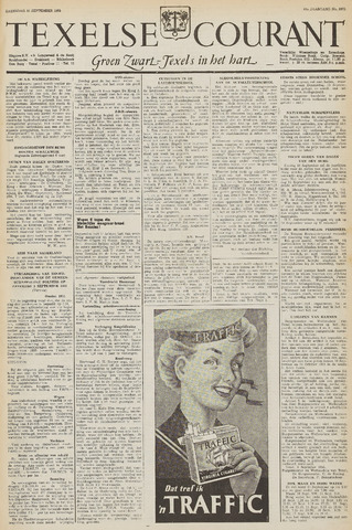 Texelsche Courant 1955-09-10