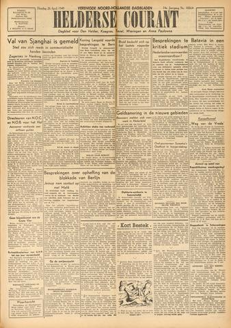 Heldersche Courant 1949-04-26