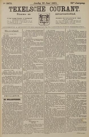 Texelsche Courant 1911-06-11