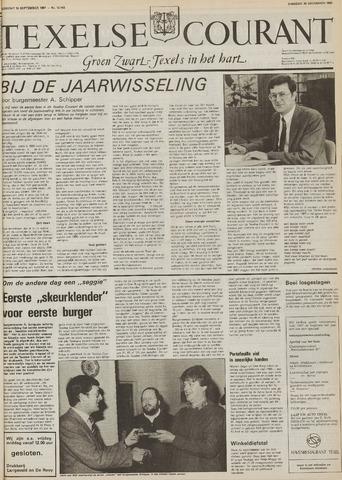 Texelsche Courant 1986-12-30