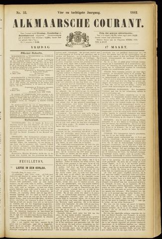 Alkmaarsche Courant 1882-03-17