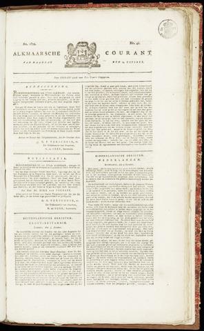 Alkmaarsche Courant 1822-10-14
