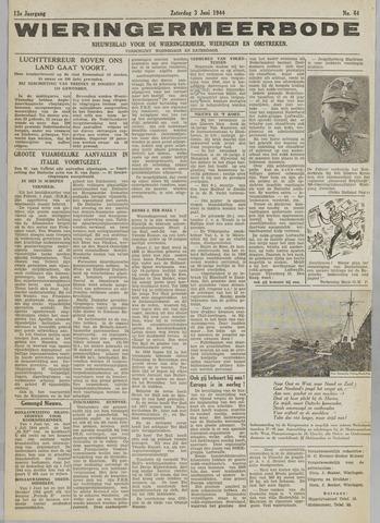 Wieringermeerbode 1944-06-03