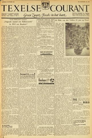 Texelsche Courant 1952-10-18