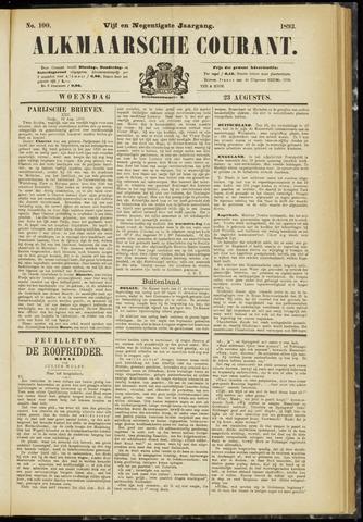 Alkmaarsche Courant 1893-08-23