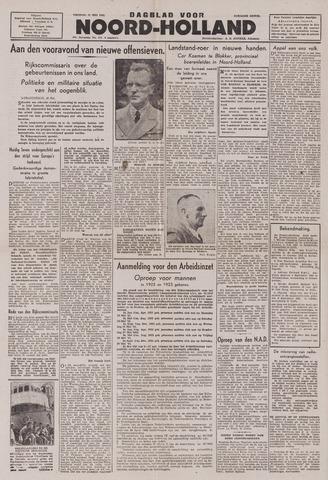 Dagblad Noord-Holland, Schager editie 1943-05-21