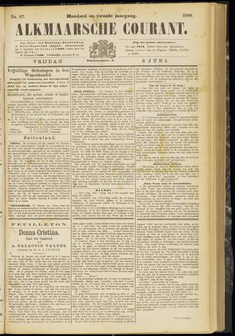 Alkmaarsche Courant 1900-06-08