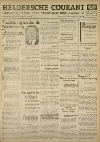 Heldersche Courant 1938-11-28