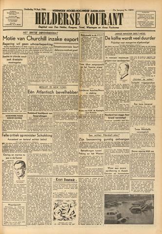 Heldersche Courant 1950-09-14
