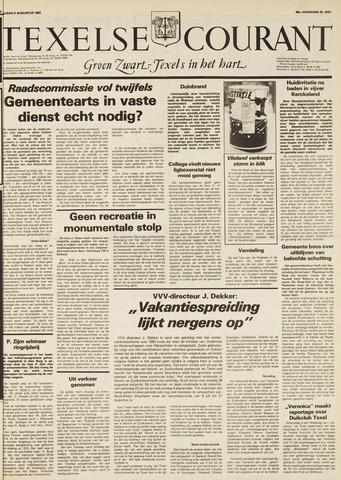 Texelsche Courant 1982-08-06