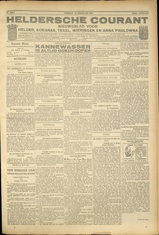Heldersche Courant 1927-08-16