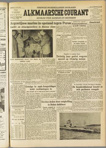 Alkmaarsche Courant 1955-06-17