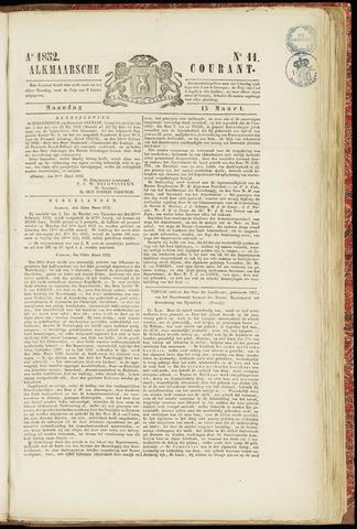 Alkmaarsche Courant 1852-03-15