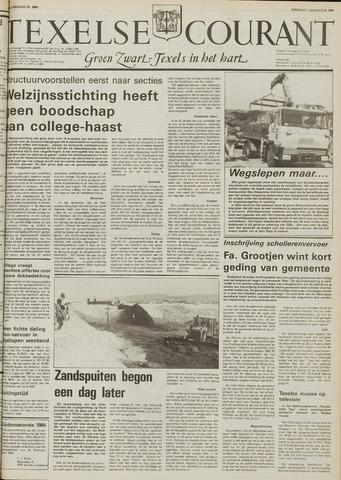 Texelsche Courant 1984-08-07