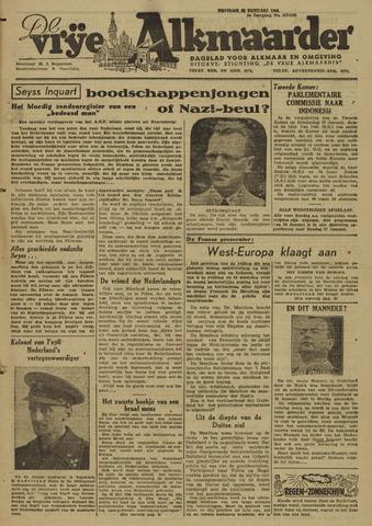 De Vrije Alkmaarder 1946-01-18