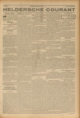 Heldersche Courant 1924-06-19