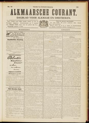 Alkmaarsche Courant 1911-03-15