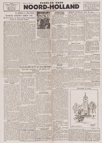 Dagblad Noord-Holland, Schager editie 1944-04-28