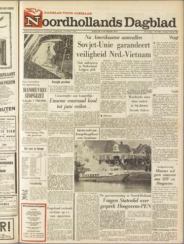 Noordhollands Dagblad : dagblad voor Alkmaar en omgeving 1965-02-09