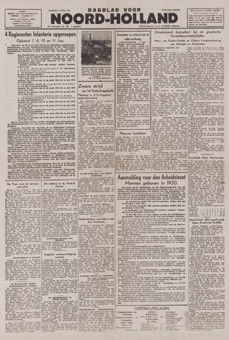 Dagblad Noord-Holland, Schager editie 1943-06-04