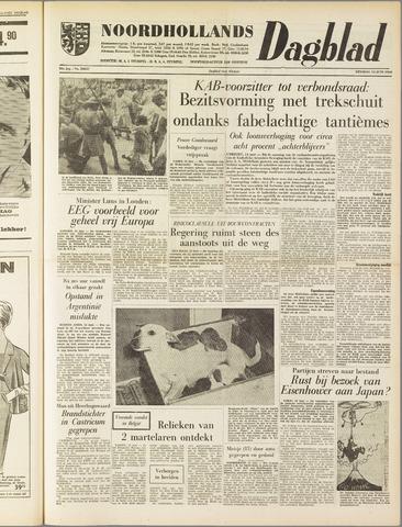 Noordhollands Dagblad : dagblad voor Alkmaar en omgeving 1960-06-14