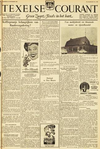 Texelsche Courant 1960-11-23