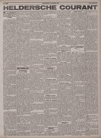 Heldersche Courant 1916-10-05