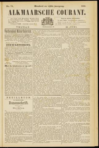 Alkmaarsche Courant 1903-06-26