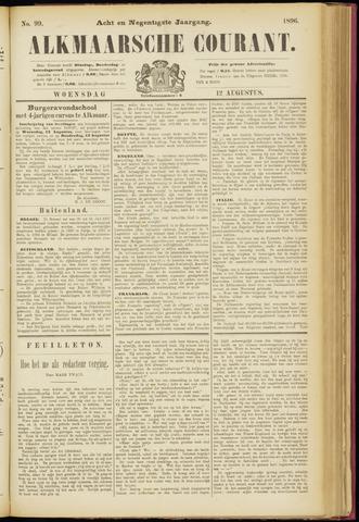 Alkmaarsche Courant 1896-08-12