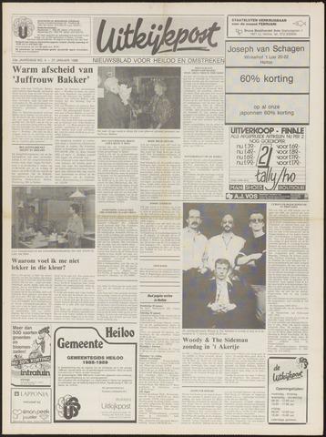 Uitkijkpost : nieuwsblad voor Heiloo e.o. 1988-01-27
