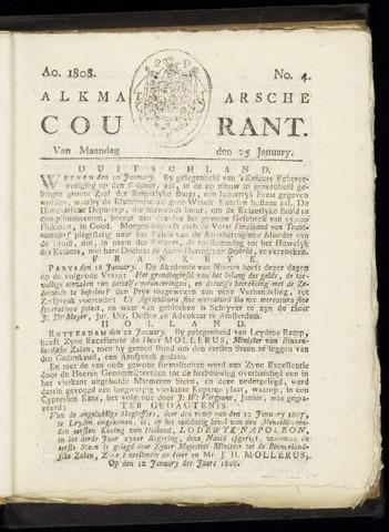 Alkmaarsche Courant 1808-01-25