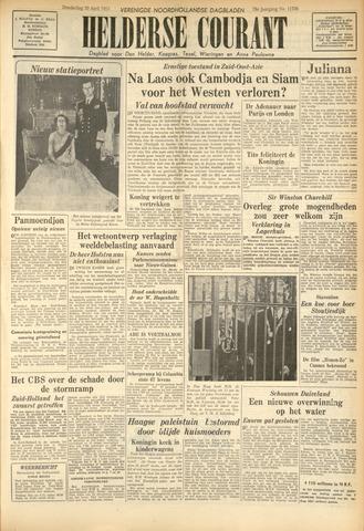 Heldersche Courant 1953-04-30