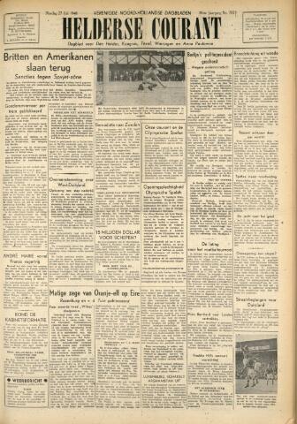 Heldersche Courant 1948-07-27