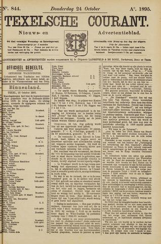 Texelsche Courant 1895-10-24