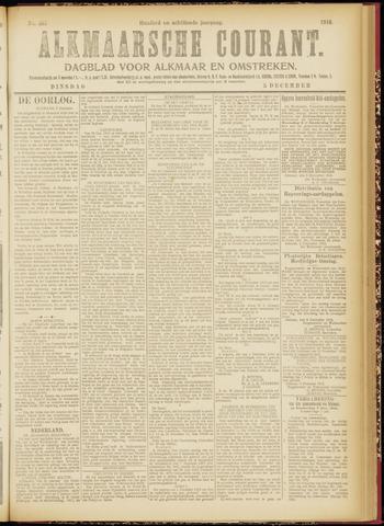 Alkmaarsche Courant 1916-12-05