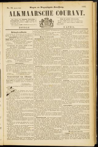 Alkmaarsche Courant 1897-04-11