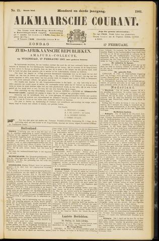 Alkmaarsche Courant 1901-02-17