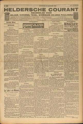 Heldersche Courant 1926-11-18