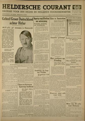 Heldersche Courant 1938-04-11