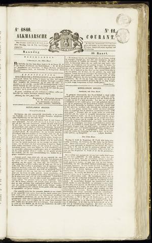 Alkmaarsche Courant 1840-03-16