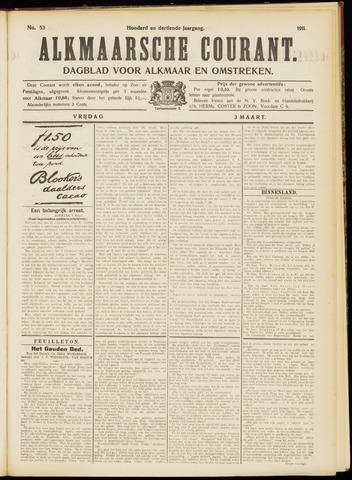 Alkmaarsche Courant 1911-03-03