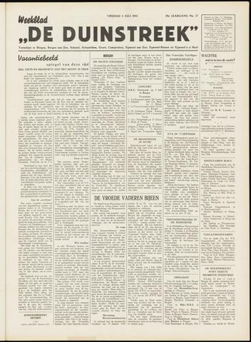 De Duinstreek 1952-07-04