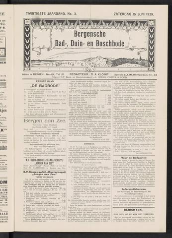 Bergensche bad-, duin- en boschbode 1929-06-15