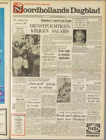 Noordhollands Dagblad : dagblad voor Alkmaar en omgeving 1965-11-24