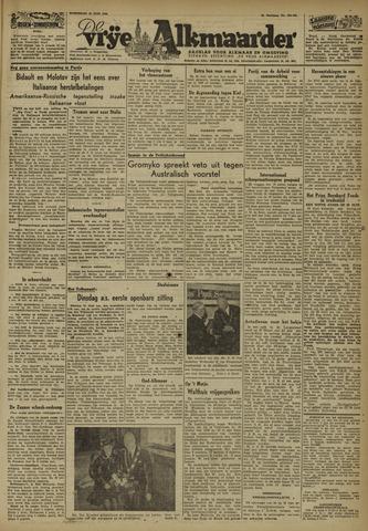 De Vrije Alkmaarder 1946-06-19