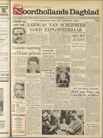 Noordhollands Dagblad : dagblad voor Alkmaar en omgeving 1964-10-13