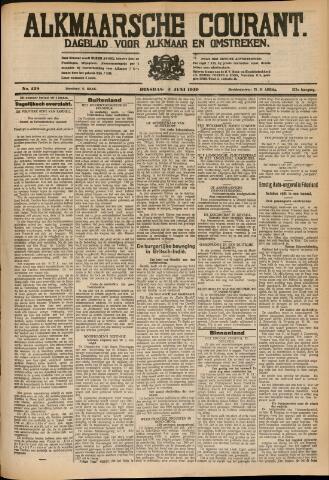 Alkmaarsche Courant 1930-06-03